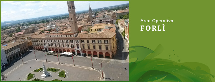 Area operativa: Forlì