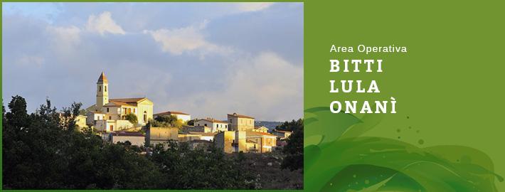Area operativa: Bitti, Lula e Onanì