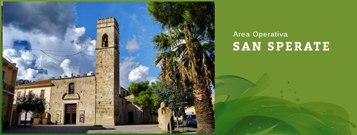 Area operativa: San Sperate